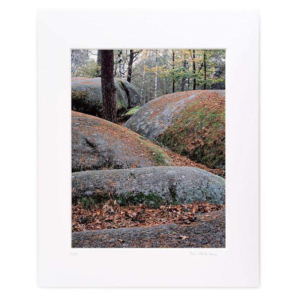 Granite Blocks, Gmünd, Niederösterreich, AT