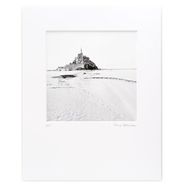 Mont St. Michel #3, Normandy, FR